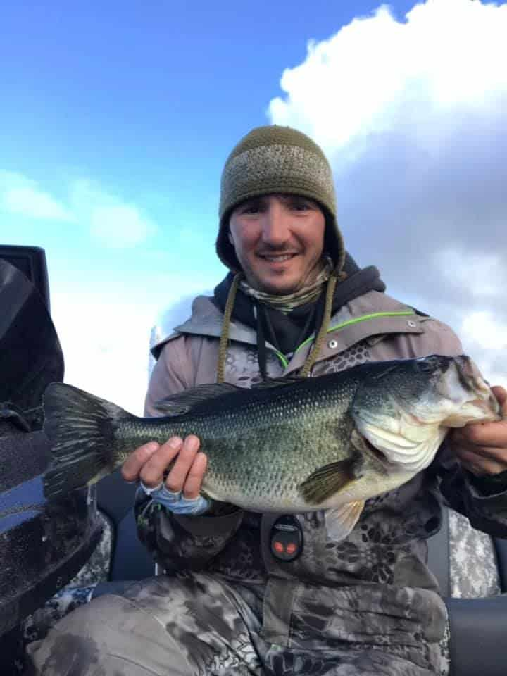 Boated 40 Fish on Vermont Waters Fishing For Bass 3
