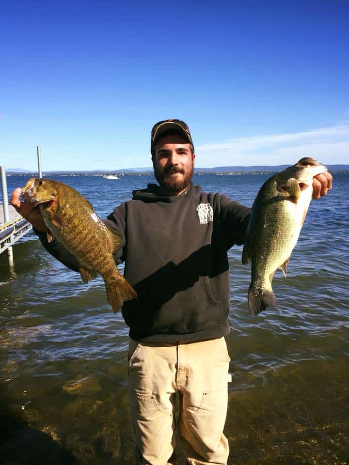Sept 9, 2018 | VT Fishing Guide | Another Great Day On the Connecticut River! 10