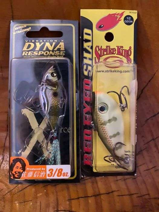 My Favorit VT Fishing Lures 34