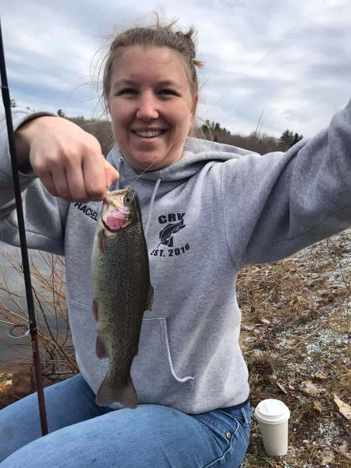 Catch and Release Rainbow Trout 6