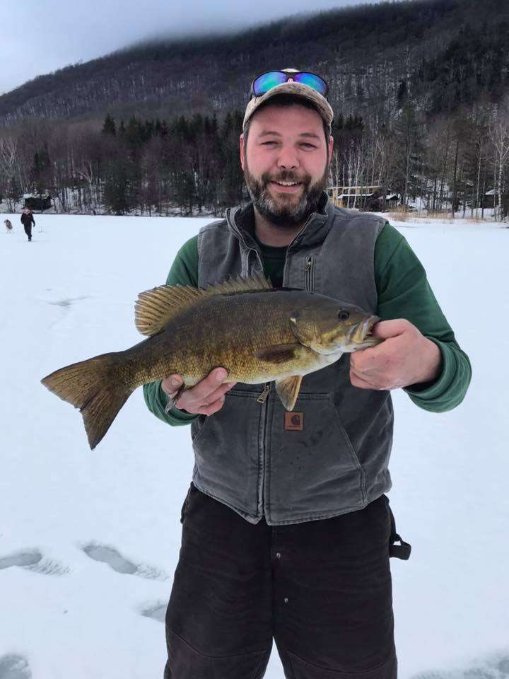Last Day of Ice Fishing Spring 2019 9